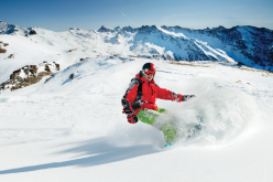 Skiing and snowboarding injuries more serious in younger children