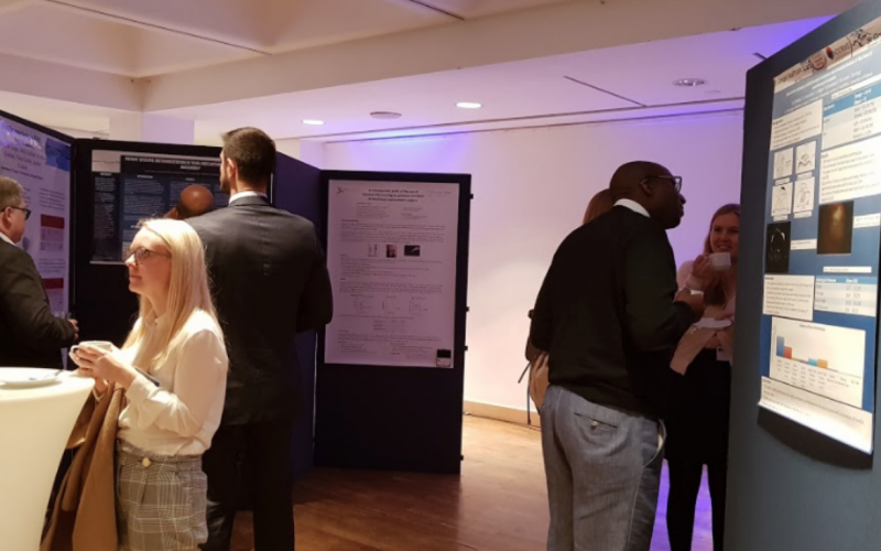Showcase of abstracts at Orthopaedic Knee Conference