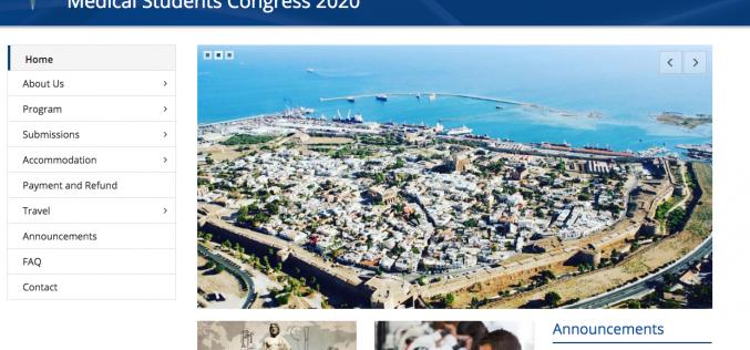 3-5 April 2020, Eastern Mediterranean International Medical Students' Congress; Famagusta, Cyprus