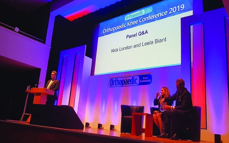 The Orthopaedic Knee Conference 2020
