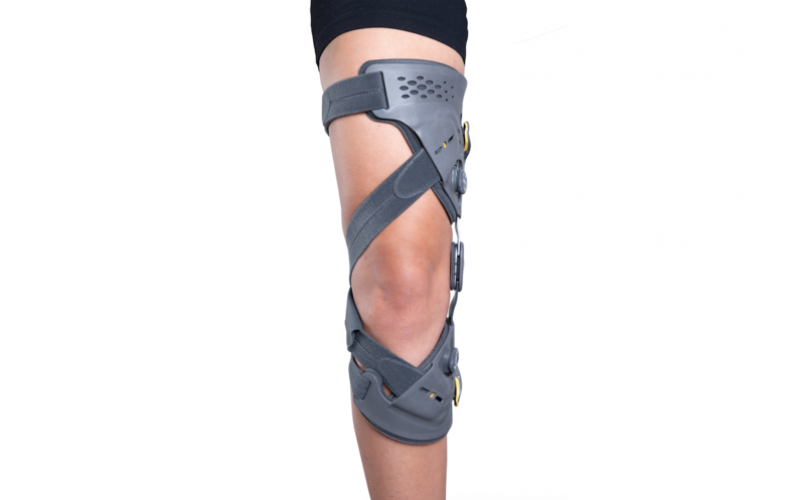 Innovative new knee brace already showing fantastic results
