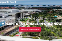 25 March 2020, Implants tutorial session; Orlando