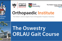 24-26 June 2020, ORLAU Gait Course; Oswestry