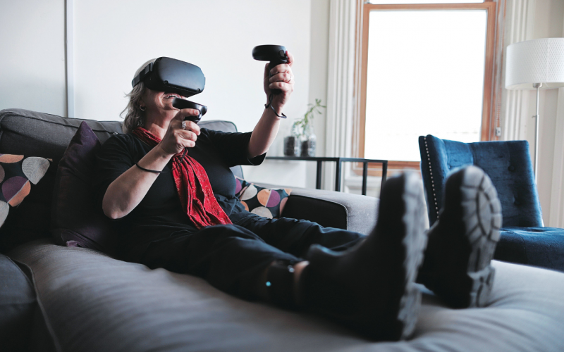 Karuna Labs releases new virtual reality module targeting chronic lower back pain