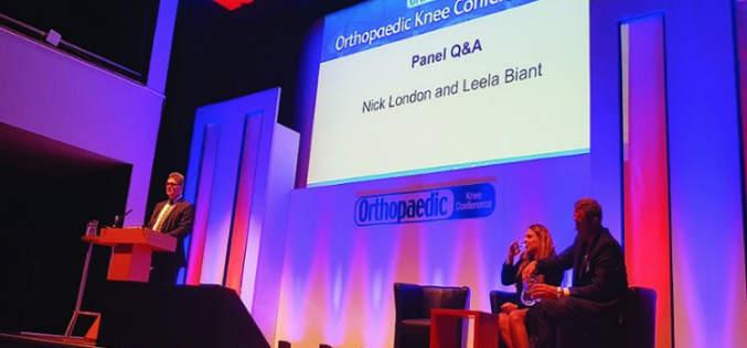 CANCELLED – 30 October 2020, Orthopaedic Knee Conference; Leeds