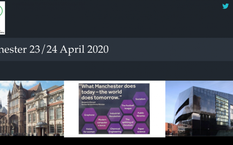 23-24 April 2020, British Limb Reconstruction Society Annual Scientific and Clinical Meeting; Manchester – CANCELLED