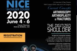 4-6 June 2020, Nice Shoulder Course; France