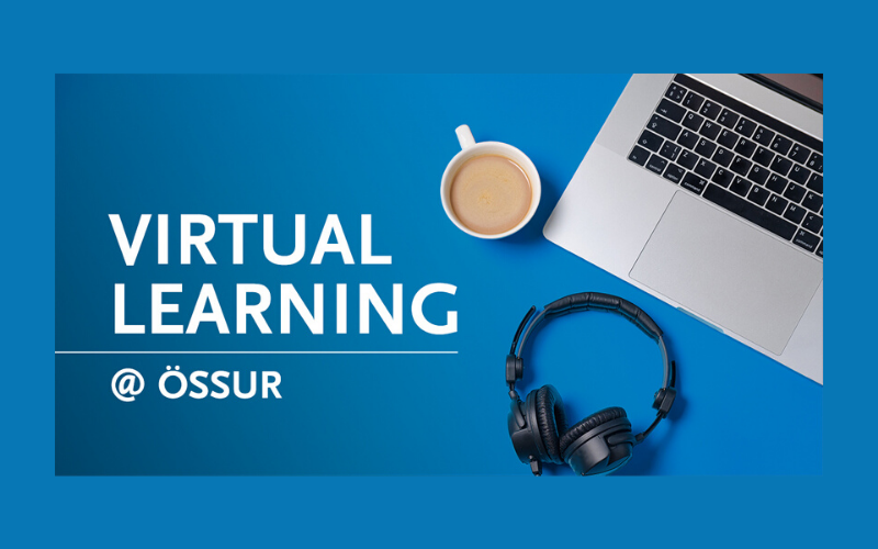 Össur Academy: quality, accessible education during times of uncertainty and change