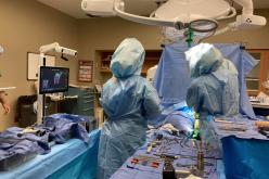 OrthoNeuro's Mark Gittins is one of three orthopaedic surgeons worldwide to utilise new handheld robotics platform