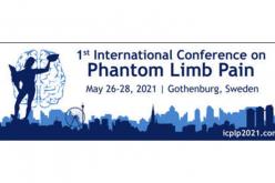 26-28 May 2021, 1st International Conference on Phantom Limb Pain; Gothenburg