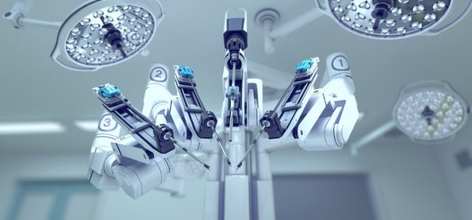 Researchers help give robotic arms a steady hand for surgeries