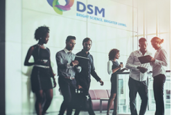 DSM and PBC Biomed partner to develop regenerative bone adhesives
