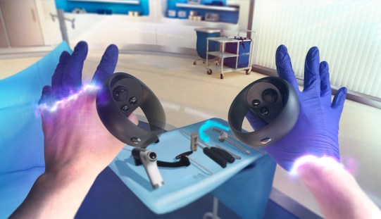 Study demonstrates significant improvement in surgical proficiency using virtual reality training