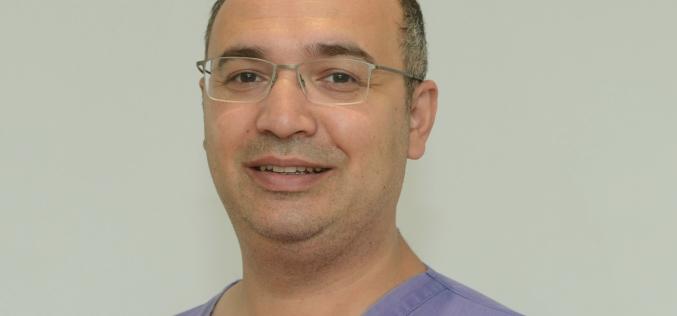 New orthopaedic surgeon and award-winning editor joins popular Somerset hospital