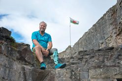 Wales' LIMB-Art launches at the Wirral Limb Centre at Clatterbridge Hospital