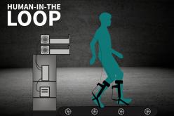 Ankle exoskeleton enables faster walking