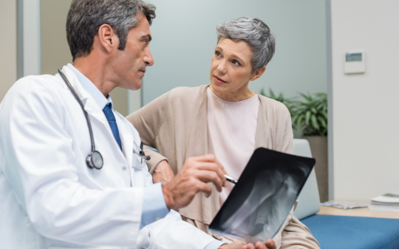 One bone fracture increases risk for subsequent breaks in postmenopausal women