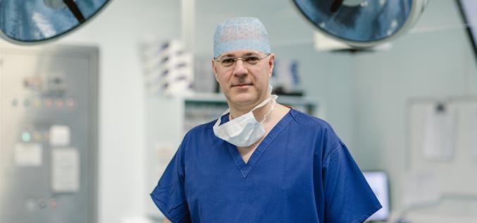 Surgeon in focus – Ian McDermott, consultant knee surgeon