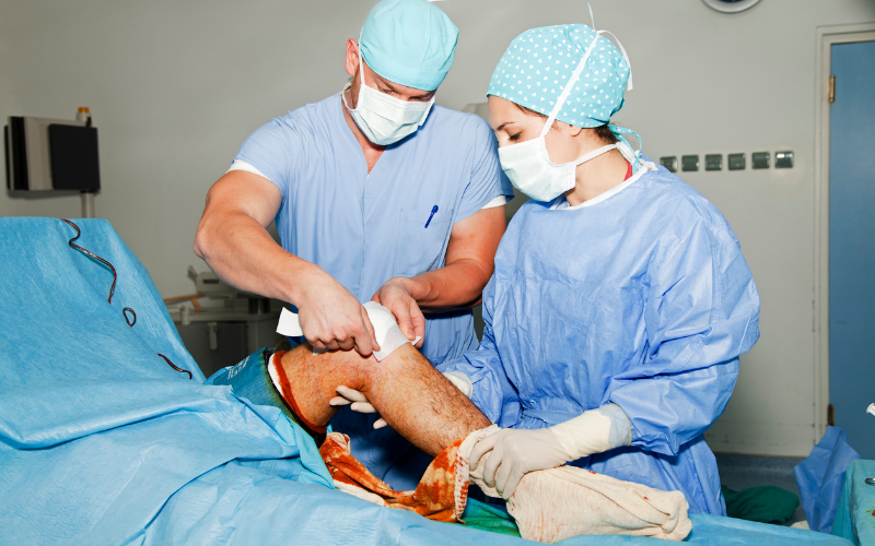 Nasal cartilage relieves osteoarthritis in the knee